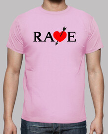 RAVE, t-shirt vincent jeu de catherine