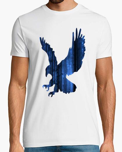 Camiseta Ravenclaw forest