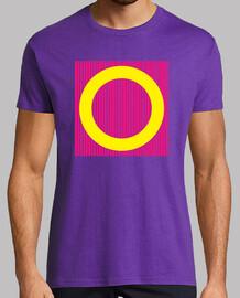 rayas cuadradas abstractas círculo inus