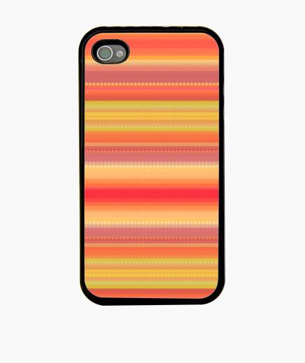 Funda iPhone rayas del caramelo iphone 4