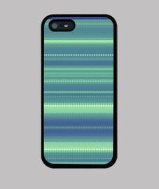 rayas en azul iphone 5