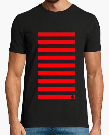 Camiseta Rayas y pica