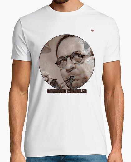 Camiseta Raymond Chandler hombre