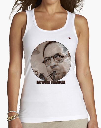 Camiseta Raymond Chandler mujer