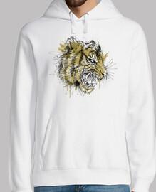 rayure du tigre