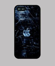 Rayures iphone5