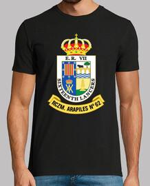 rczm arapiles shirt 62 mod.6