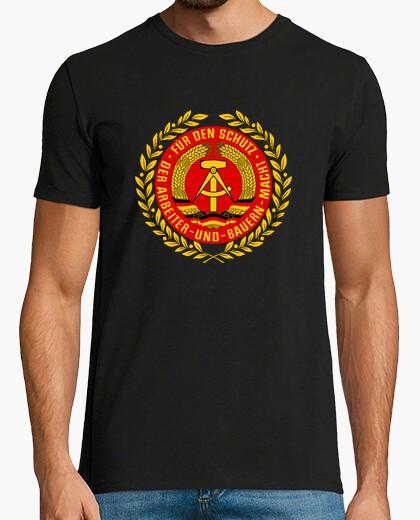 Camiseta RDA DDR República Democrática Alemana 2