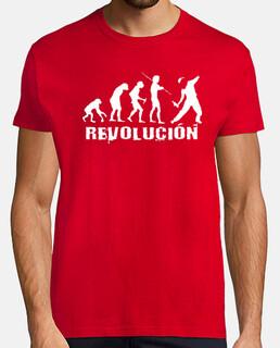Re-Evolution Spanish Revolution