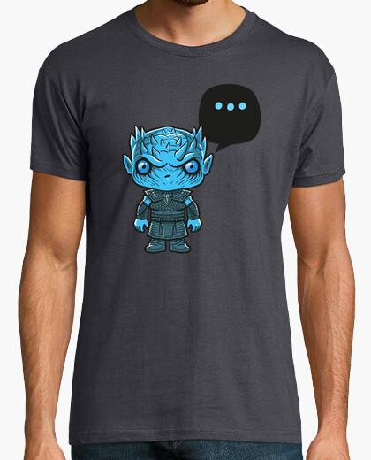 T-shirt re della notte big testa