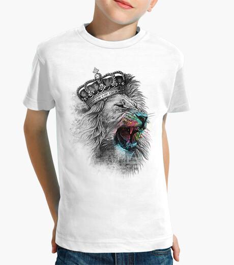 Abbigliamento bambino re Leone