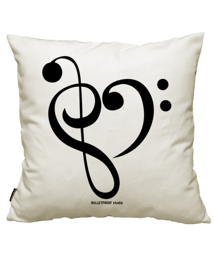 Open Cushion covers music