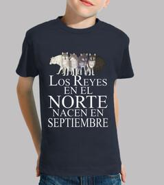 re nel nord sono nati nel mese di settembre
