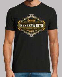 réserve 1978