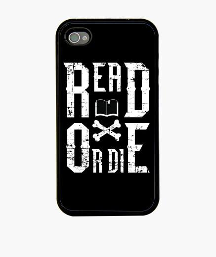Funda iPhone Read Or Die