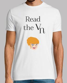 read the visual novel (vn)
