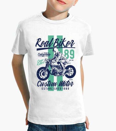 Ropa infantil Real Biker