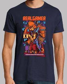 real gamer