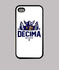 Real Madrid La Decima 2014 - Carcasa iPhone