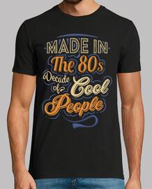 realizzato negli anni '80 cool people