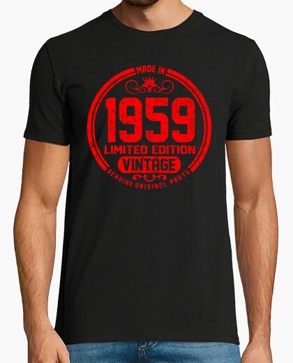 T-shirt realizzato nel 1959 in edizione limitat
