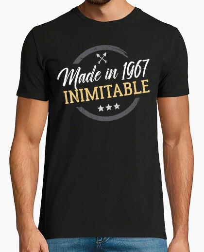 T-shirt realizzato nel 1967 inimitabile