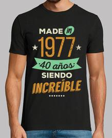 realizzato nel 1977