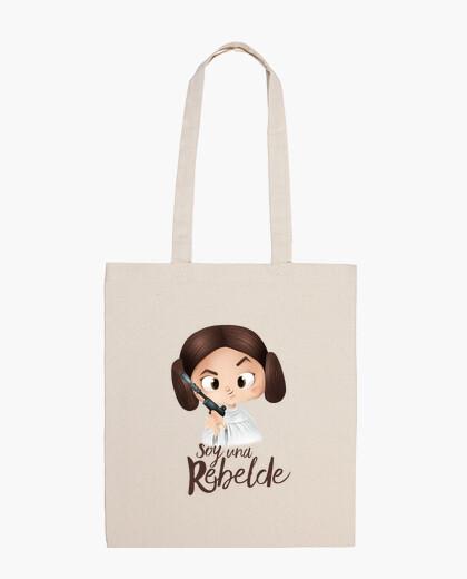 Rebel-shoulder cotton 100 bag
