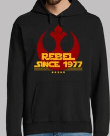 rebel depuis 1977