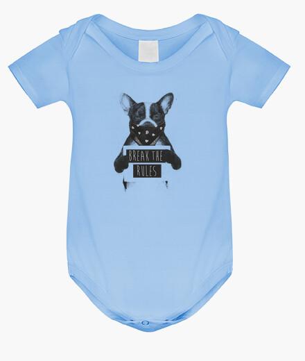 Ropa infantil Rebel dog
