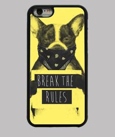 Rebel dog yellow