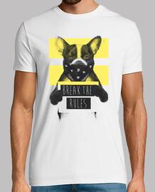 Rebel dog yellow 2