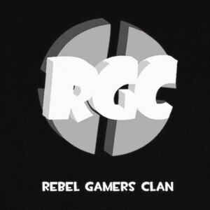 Camisetas Rebel Gamers Clan - Logo 02