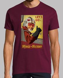 Rebel Pilot Star Wars Wings For Victory