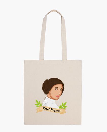 Bolsa Rebel Princess Leia Totebag