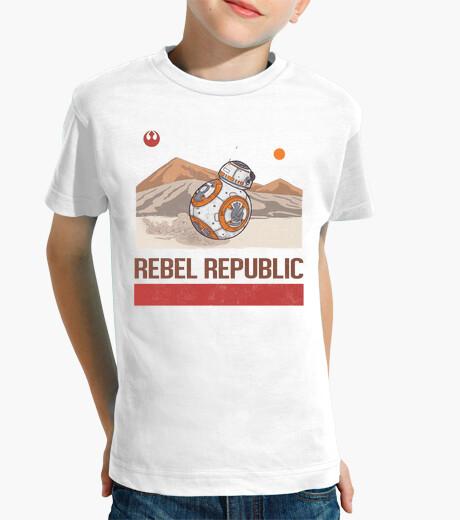 Ropa infantil Rebel Republic