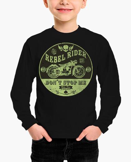 Ropa infantil Rebel Rider Don´t Stop Me