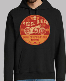 Rebel Rider Don't Stop Me