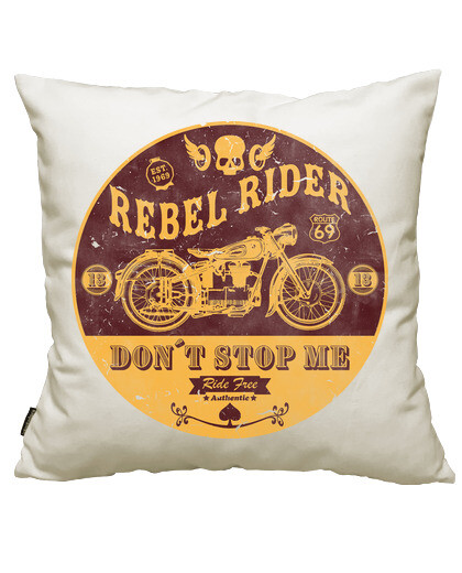 Open Cushion covers skulls
