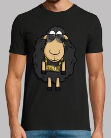 Rebel Sheep - Estilo Retro