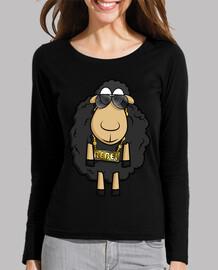 Rebel Sheep - Maniche Lunga Donna