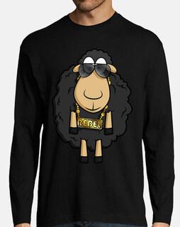 Rebel Sheep - Maniche Lunga Uomo
