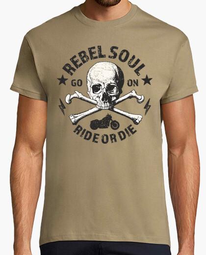 Camiseta Rebel Soul