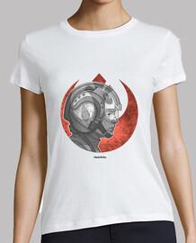 REBEL STAR WARS Camiseta Mujer