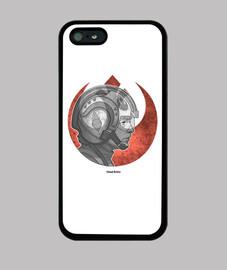 REBEL STAR WARS Funda iPhone 5 / 5s