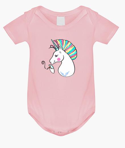 Ropa infantil Rebel Unicorn.
