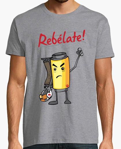 Camiseta REBELATE
