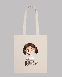 Rebelde-Bandolera 100 algodón