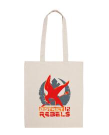 rebeldes - juegos del hambre guerra de las galaxias