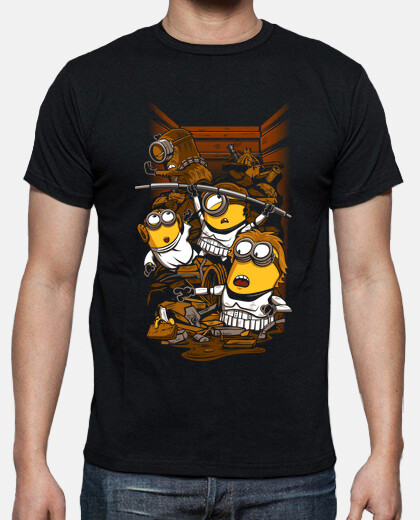 rebeldes despreciables - camiseta